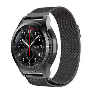 Milanese Loop Stainless Steel Band - Samsung Gear S3 Classic, Frontier