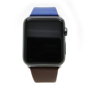 Two Tone Leather Band - Apple Watch