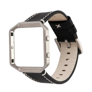 Cowhide Leather Band - Fitbit Blaze