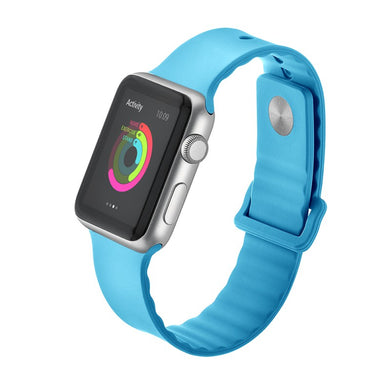 Solid Silicone Sport Band - Apple Watch