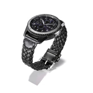 Woven Leather Band - Samsung Gear S3 Classic, Frontier