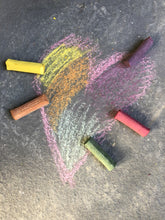 Veggie Baby Sidewalk Chalk  <br>(5 Sets - FREE Domestic Shipping)