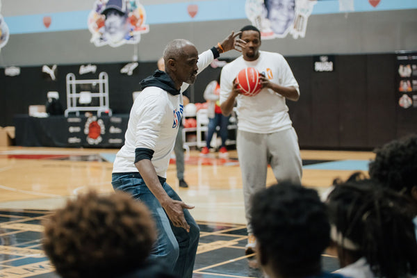 Craig Hodges Show Chi Love Clinic
