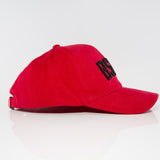 BSHK Baseball Cap - Red/Black