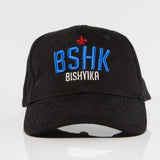 BSHK Baseball Cap - Blue/Red