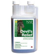 Devils Relief Plus Image
