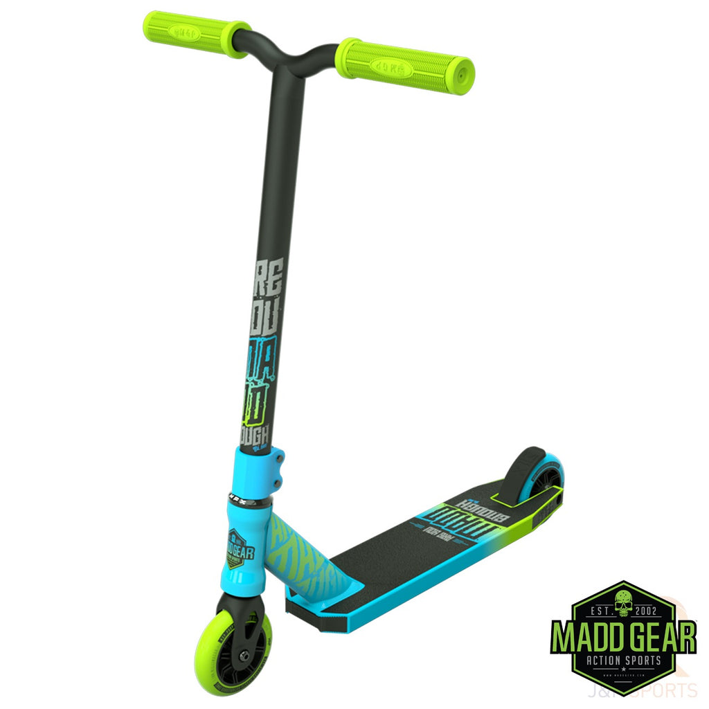 Can I Ride a Stunt Scooter on a Pump Track?