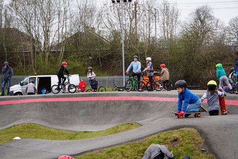 kids learning shredability