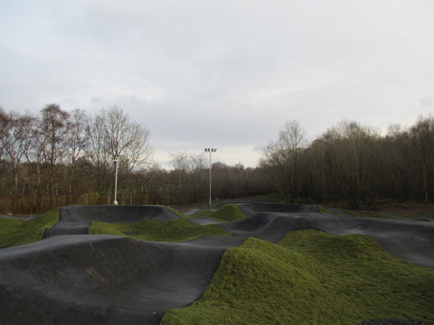 wishawhill wood pumptrack