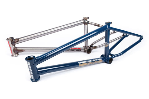 two bsd sureshot bmx frames