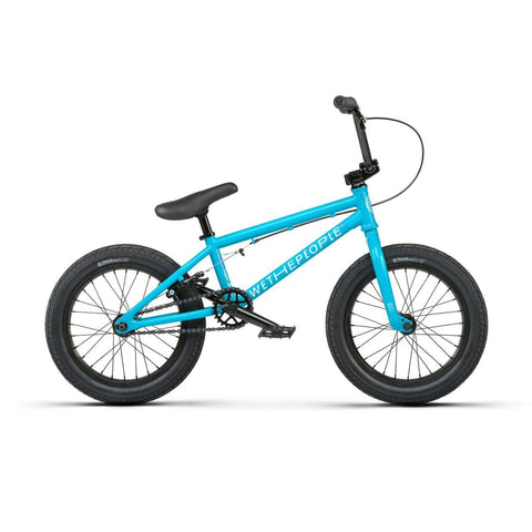 "Wethepeople Seed 16"" Freestyle BMX Surf Blue"