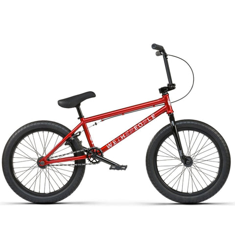 Wethepeople Arcade Freestyle BMX Candy Red PRE-ORDER