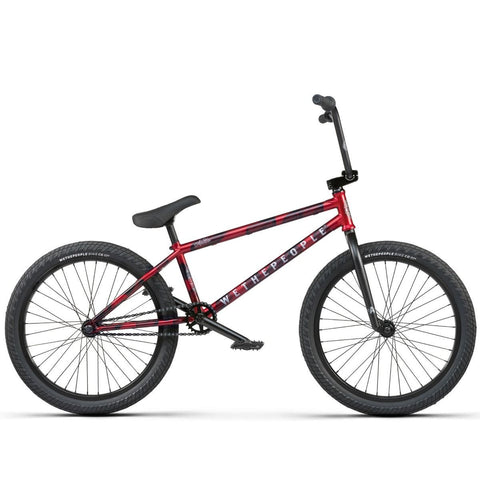 "wethepeople audio 22"" bmx bike"