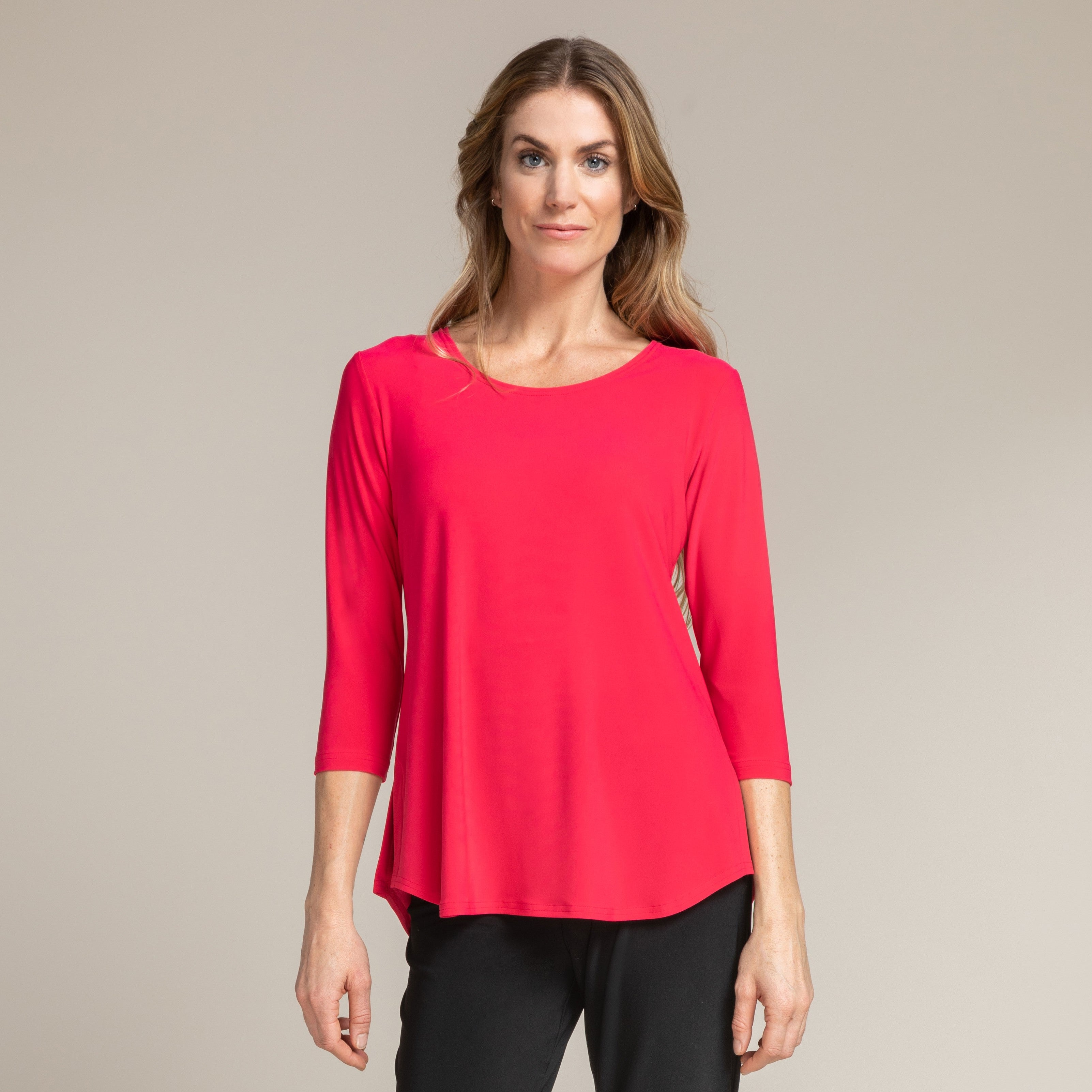 Go To Classic T, 3/4 Sleeve - 22110R-2