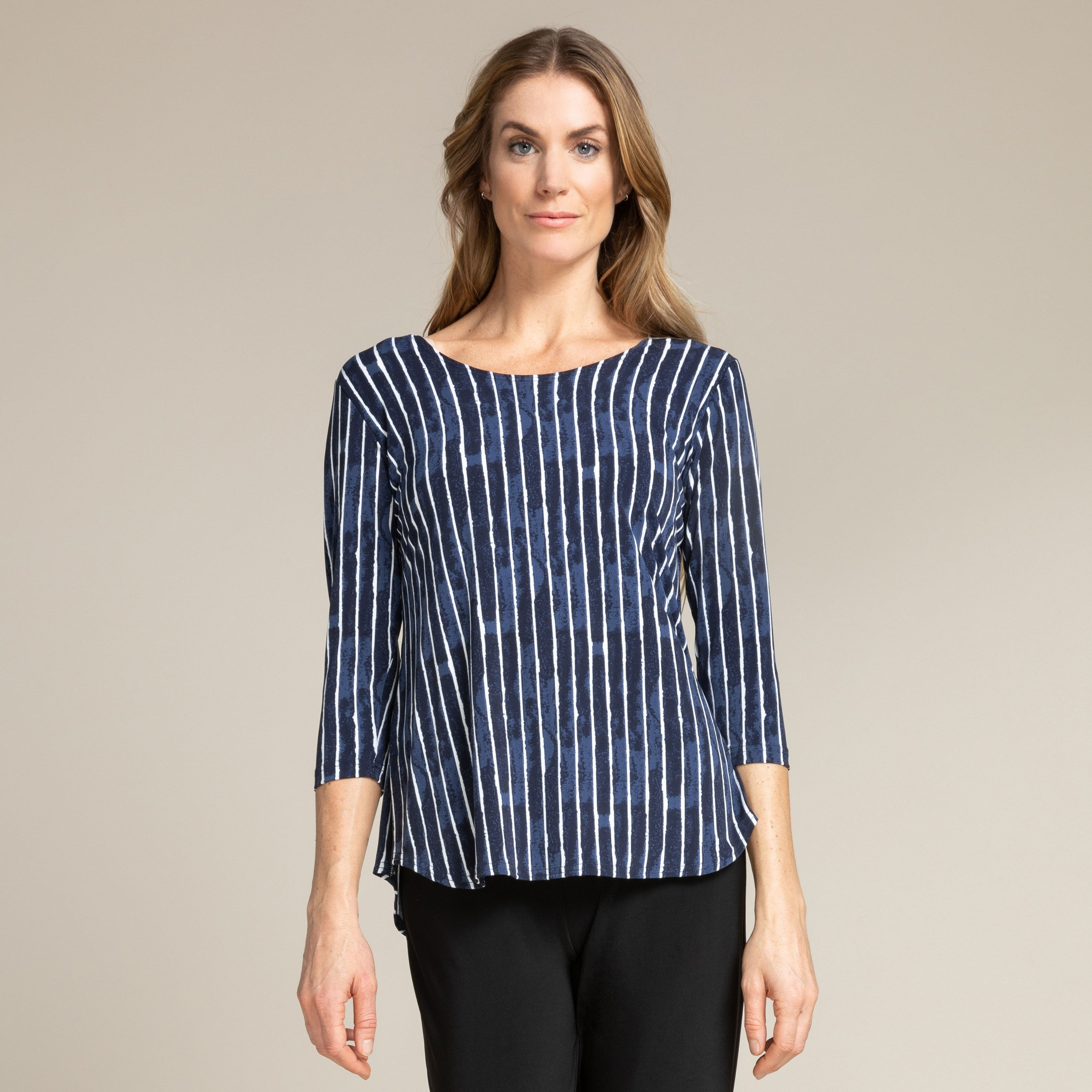 Go To Classic T Pattern, 3/4 Sleeve - 22110RCB-2