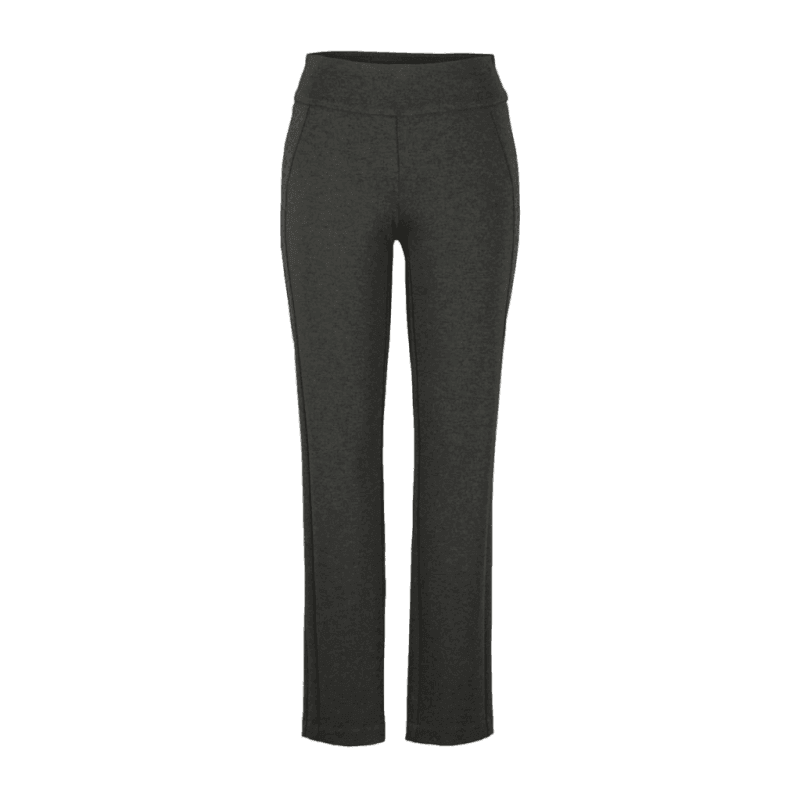 Up! Pants - Ponte Luxury Basic Pant-Buttons and Bows