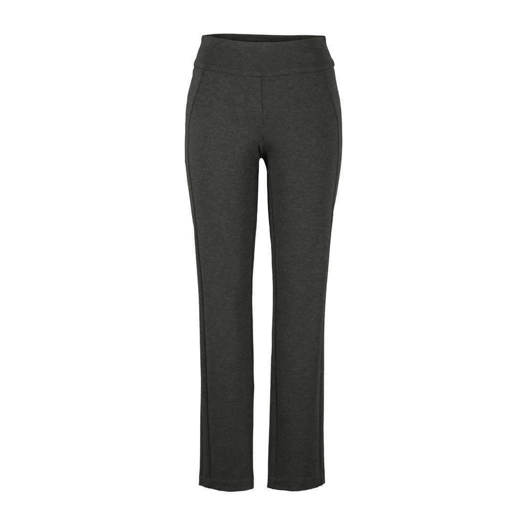 Up! Pants - PONTE PANT PETITE-Buttons and Bows