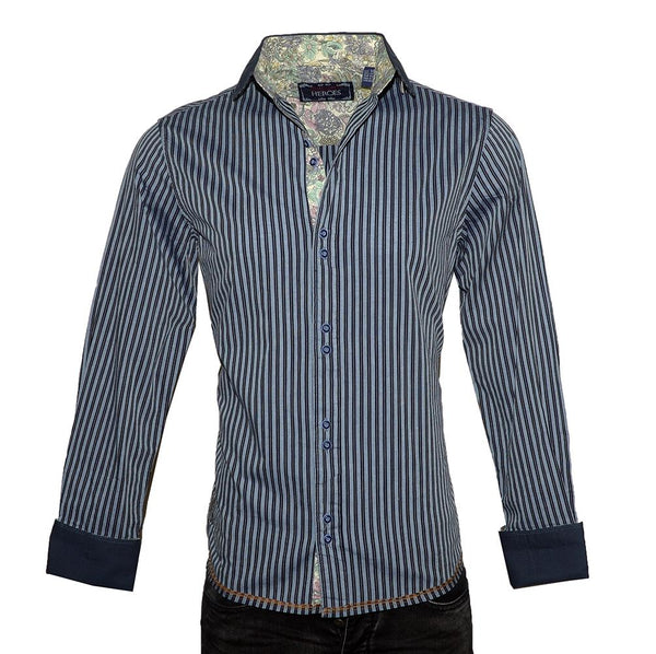 Casual  Button Down Fashion Shirt For Men by English Heroes