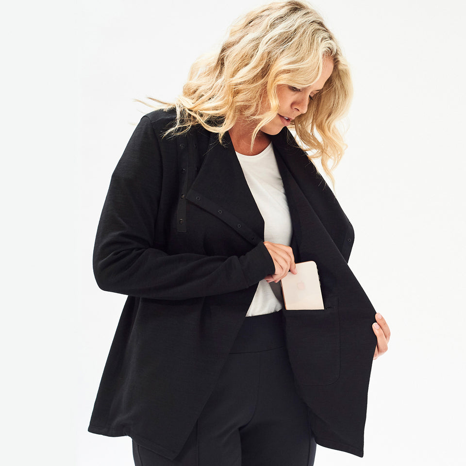 Fall Savings Bundle: Straight Leg Pant + Snap Jacket