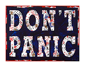 DON'T PANIC - Available 17, 18, 19, 20 From Edition of 20