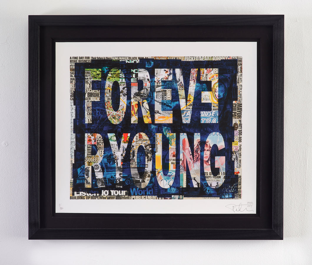 FOREVER YOUNG - Limited Edition of 10