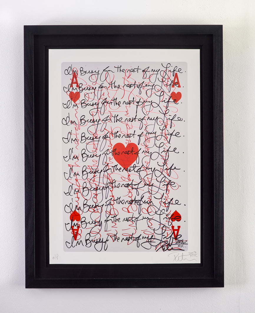 ACE OF HEARTS - Limited Edition