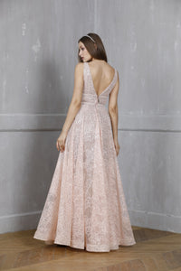 EMILY BLUSH GOWN