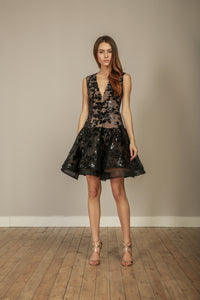 DOLCE NOIR DRESS