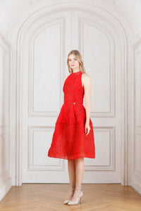NOTTE RED DRESS