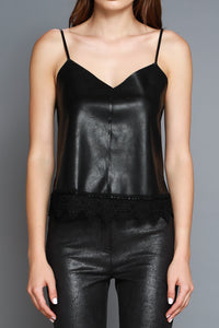 LEATHER TANK