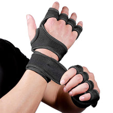 Load image into Gallery viewer, Men's & Woman's Weight Lifting Gloves for Body Building