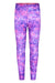 Purple Rain Mermaid Leggings