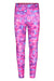 Pink Lady Mermaid Leggings