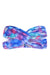 Double Rainbow Mermaid Hair Wrap