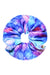 Double Rainbow Mermaid Scrunchie