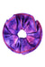 Purple Rain Mermaid Scrunchie