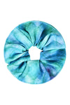 Mint Splash Mermaid Scrunchie