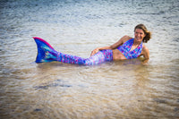 Double Rainbow Adult Mermaid Tail
