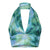 Mystic Reef Green Mermaid Halterneck Bikini Top