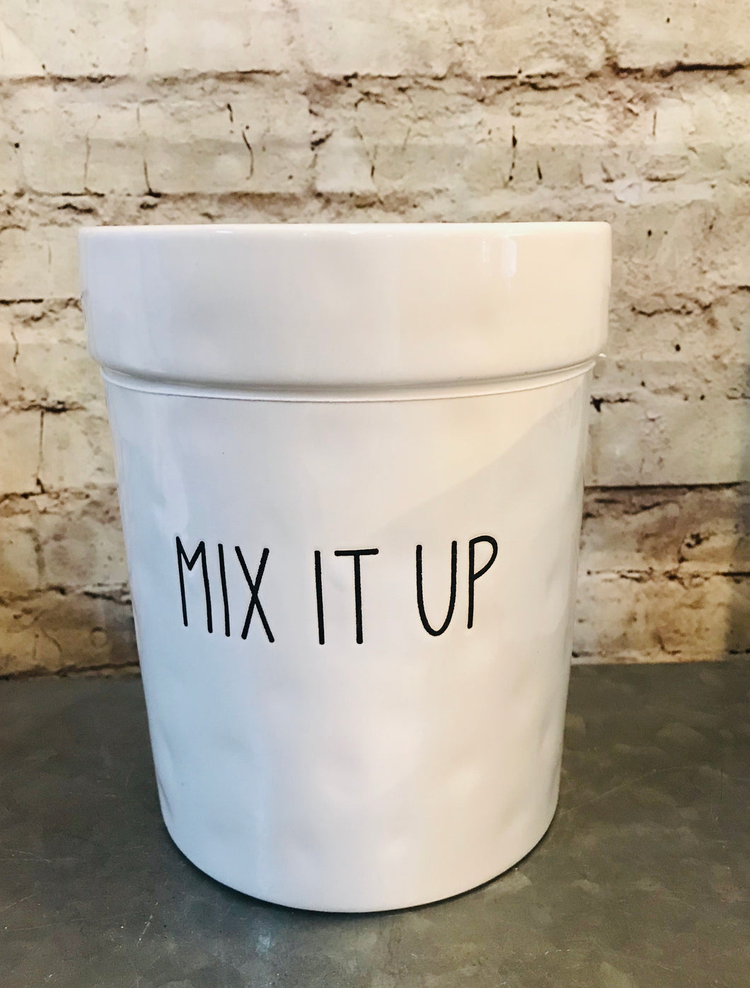 """Mix It Up"" Utensil Holder"