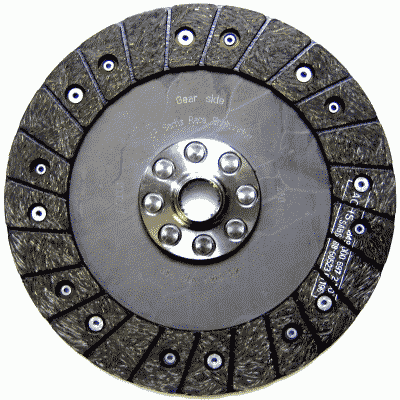 Sachs SRE Race Clutch Disc for 1.9 TDI 6 Speed 02M (DMF)