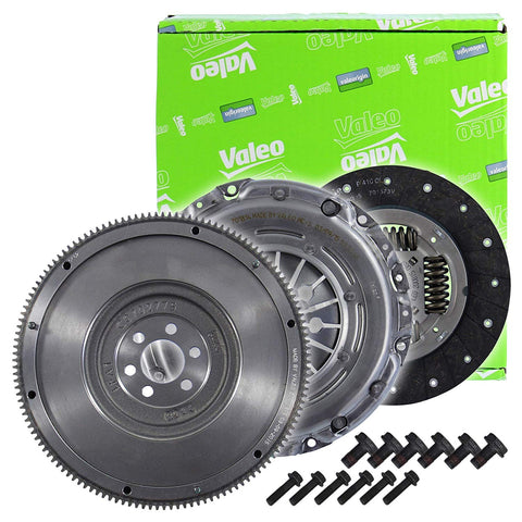Valeo Single Mass Flywheel Conversion (SMF) and Clutch Kit for 02M 1.9 TDI 6 Speed