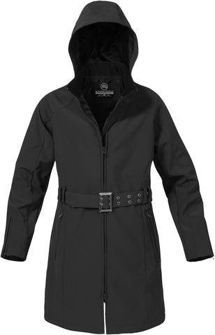 W'S BONDED LONG COAT