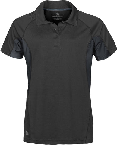 W'S LAGUNA TECH TWO-TONE POLO