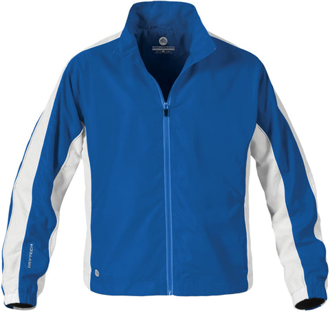 MEN'S DRY-TECH TRACK JACKET