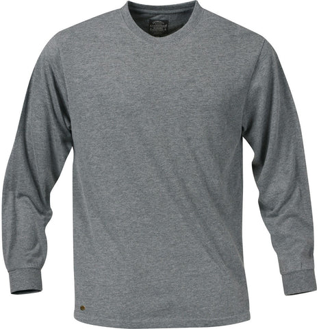 MEN'S HERITAGE ENZYME WASH L/S TEE
