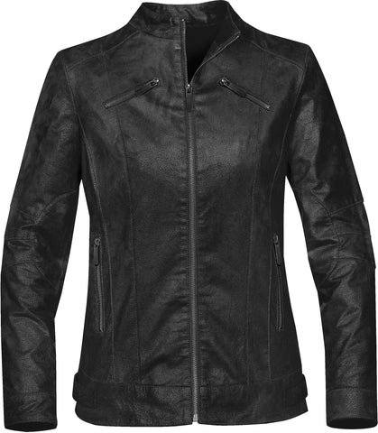 W'S ROGUE LEATHER JACKET