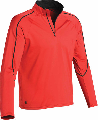 M'S ENDURANCE 1/4 ZIP TOP