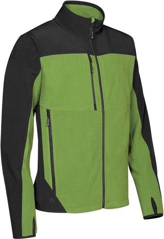 M'S HYBRID FLEECE/SOFTSHELL
