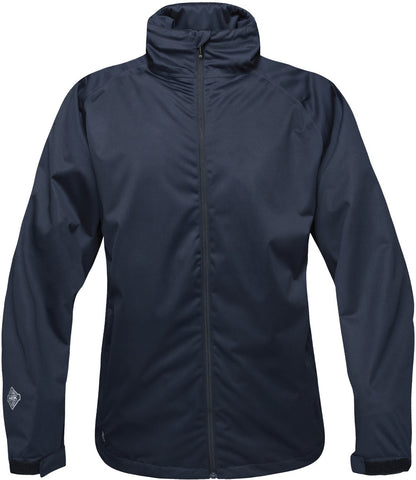 W'S BARRIER FULL ZIP WINDSHIRT